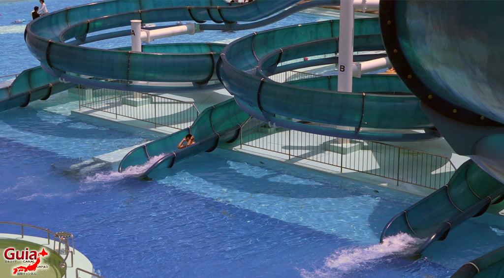 Nagashima SpaLand 85 Water Park