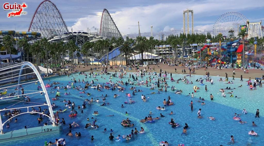 Nagashima SpaLand 6 Water Park