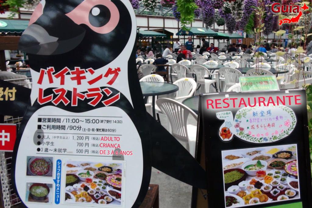 Parque dos pássaros e flores - Kakegawa Kachouen (掛 川 花鳥 園) 37