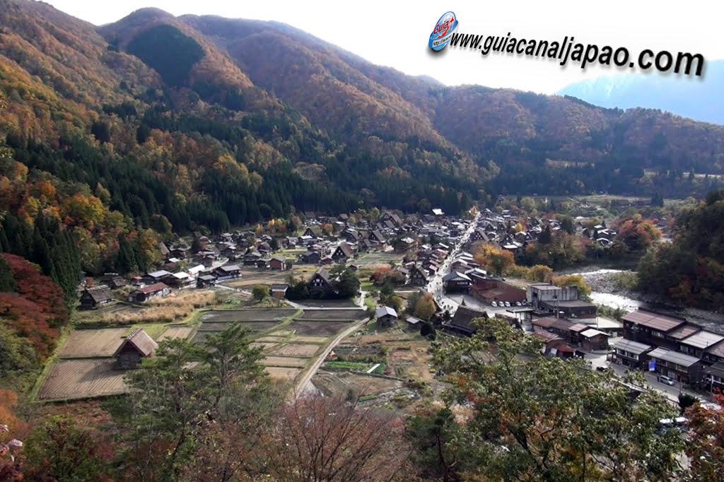 Aldeia Shirakawa-go (白川村) 3