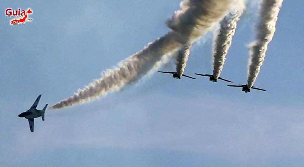 Festival Aéreo Hamamatsu - Show de Acrobacia Aérea 15