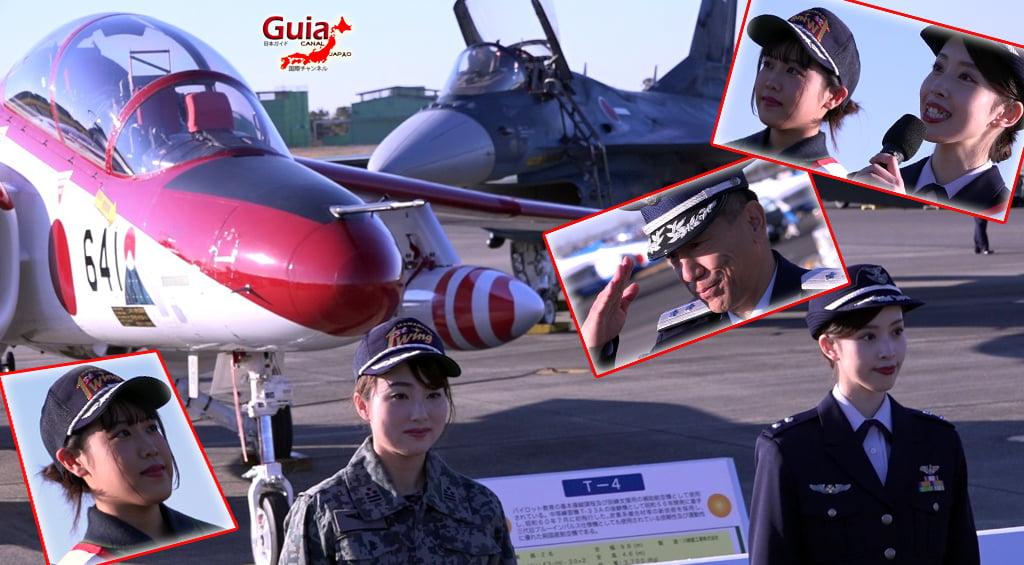 Festival Aéreo Hamamatsu - Show de Acrobacia Aérea 3