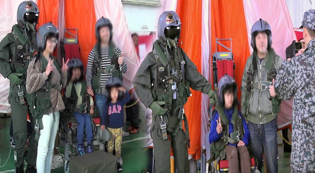 Festival Aéreo Hamamatsu - Show de Acrobacia Aérea 31
