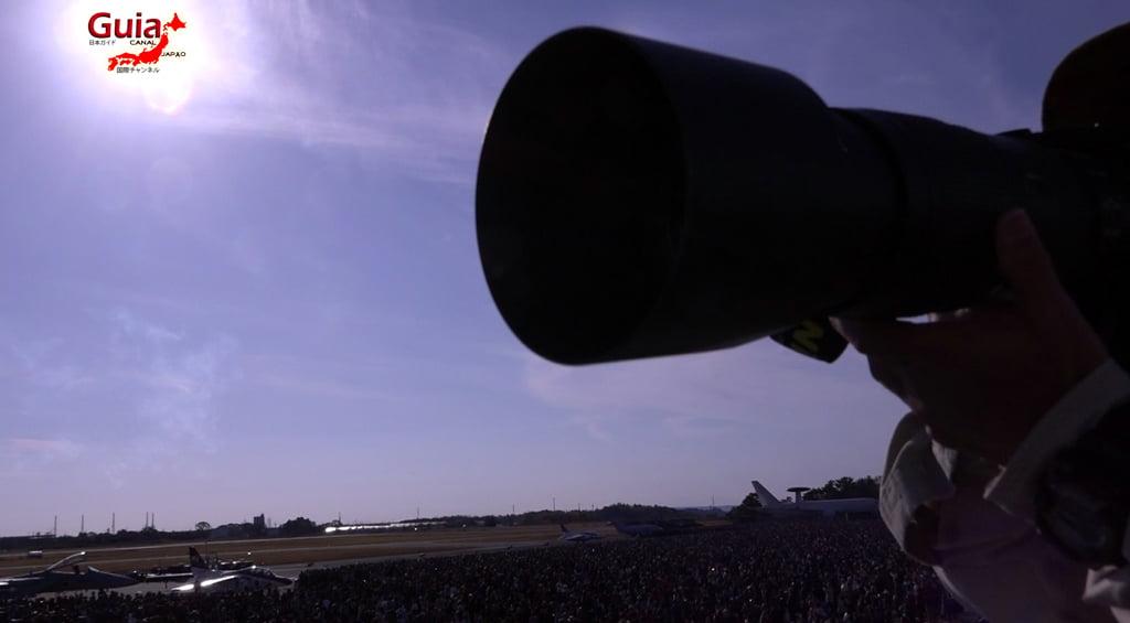 Festival Aéreo Hamamatsu - Show de Acrobacia Aérea 4