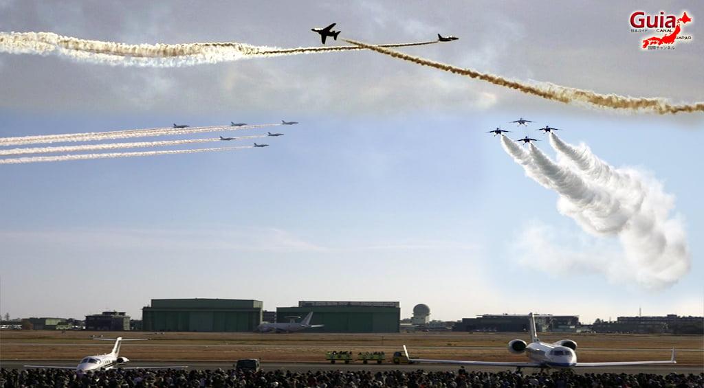 Festival Aéreo Hamamatsu - Show de Acrobacia Aérea 7