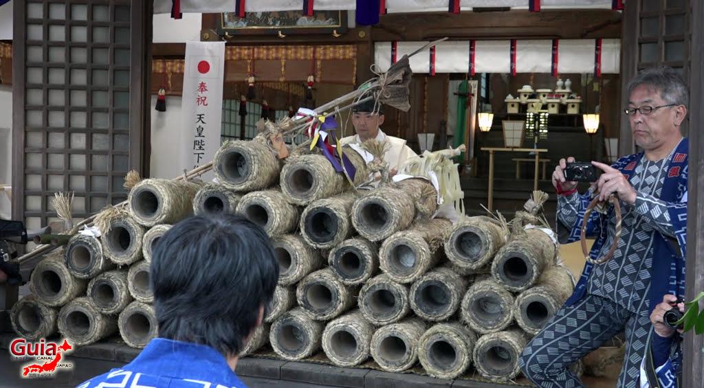 Toyohashi Gion наадам 18