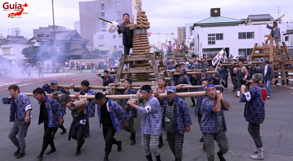 Toyohashi Gion Festival 2