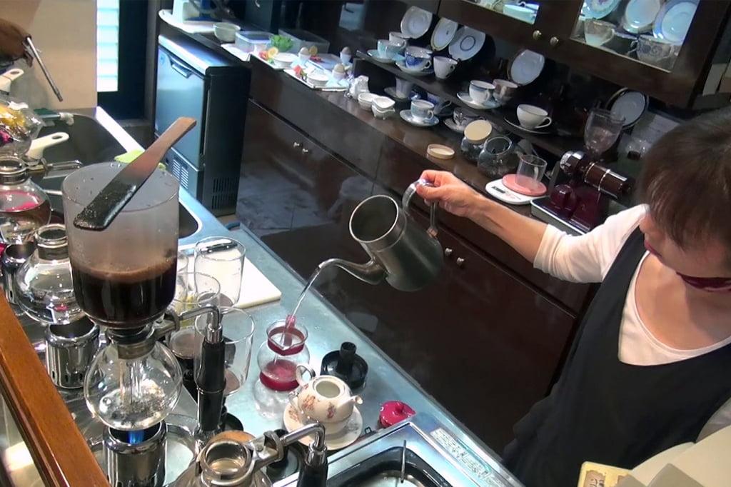 Green Café - Cafetería japonesa 6