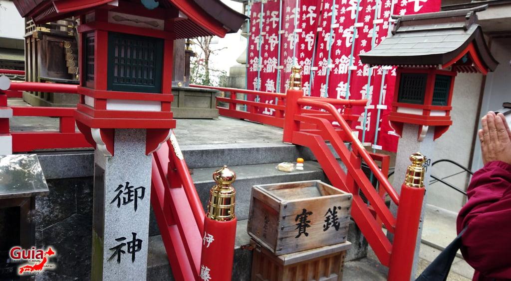Hatsumode - Primera visita del año al Santuario o Templo 19