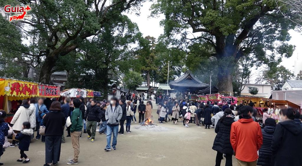 Hatsumode - Primera visita del año al Santuario o Templo 4