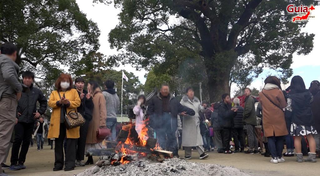 Hatsumode - Primera visita del año al Santuario o Templo 5