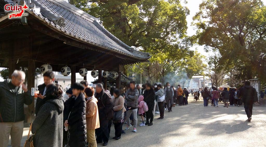 Hatsumode - Primera visita del año al Santuario o Templo 10
