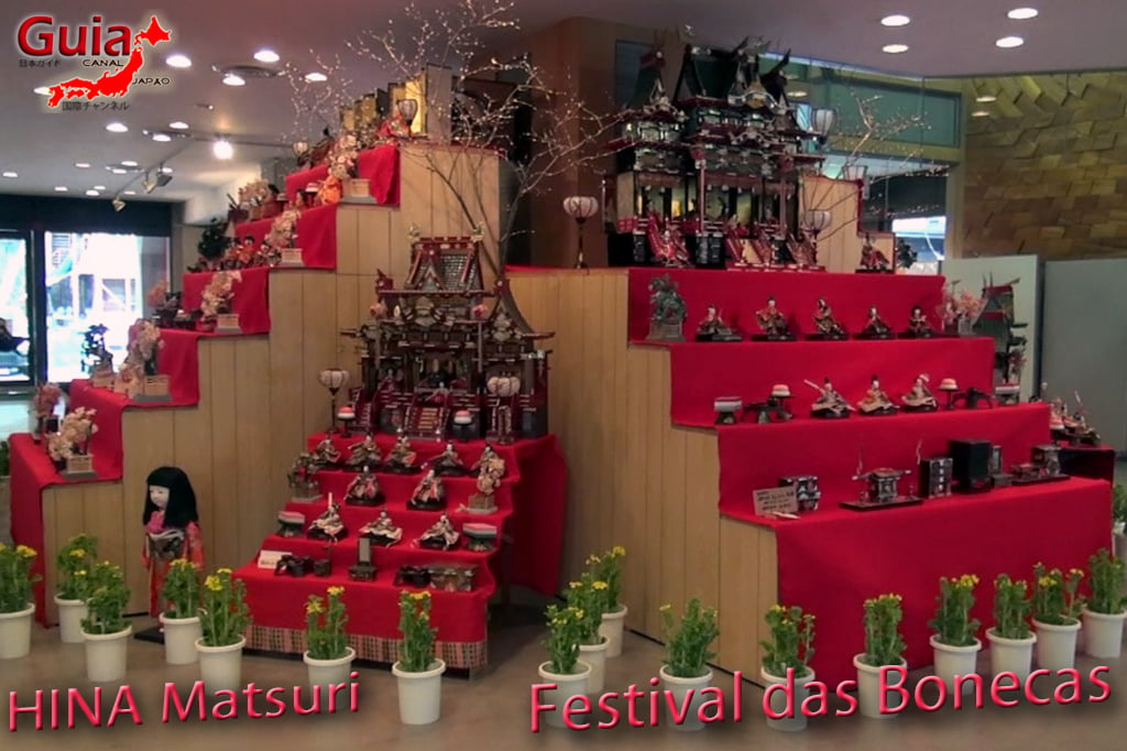 Chuma Asuke Festival - The Dolls' Festival - Hina Matsuri 14
