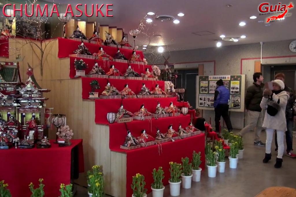 Chuma Asuke Festival - The Dolls' Festival - Hina Matsuri 16