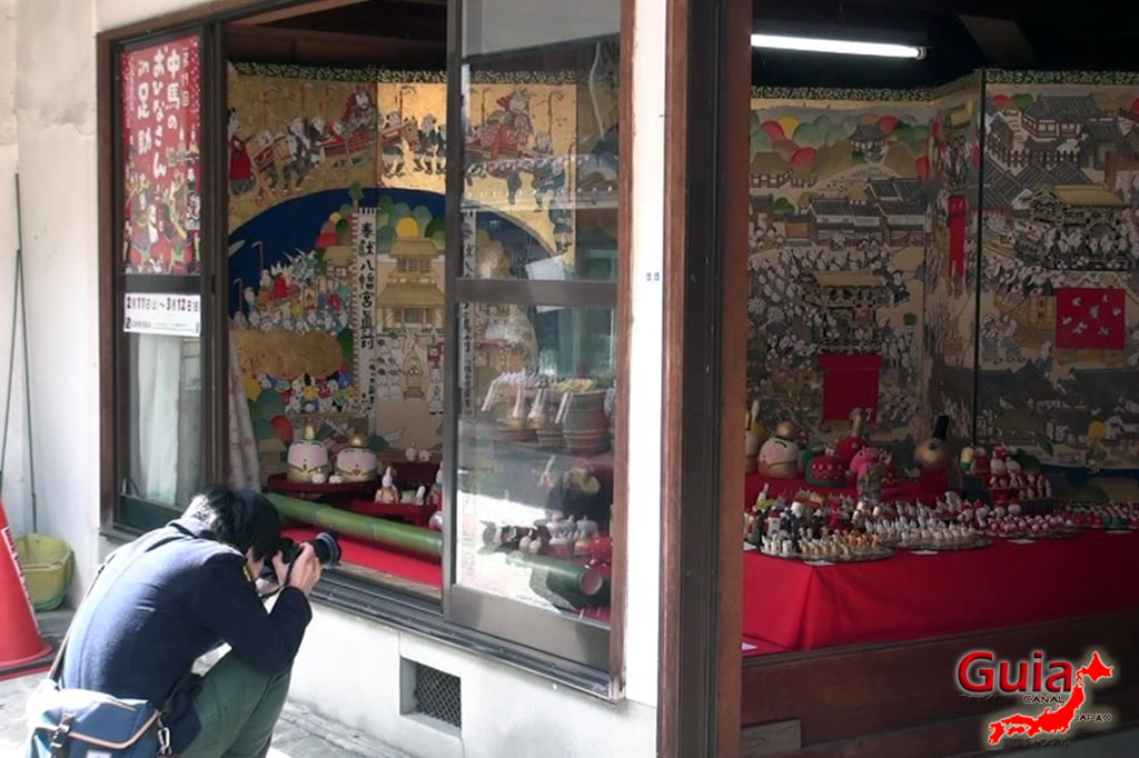 Festival Chuma  Asuke - O Festival das Bonecas - Hina Matsuri 7