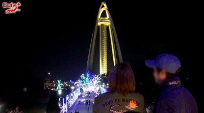 一宮公園138タワー照明1