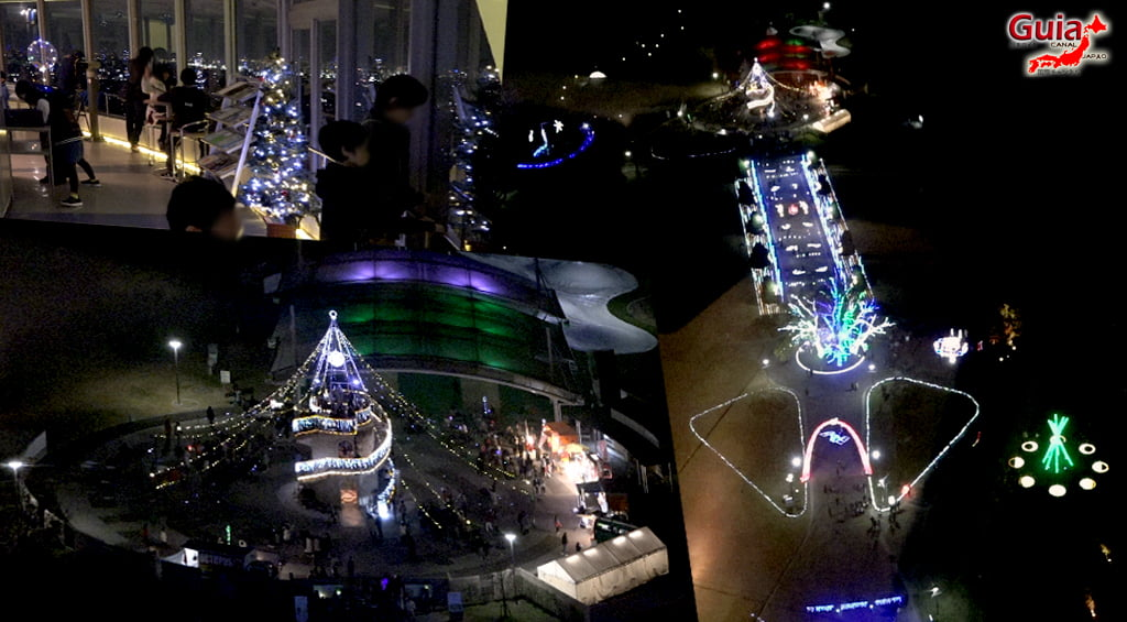 一宮公園138タワー照明4