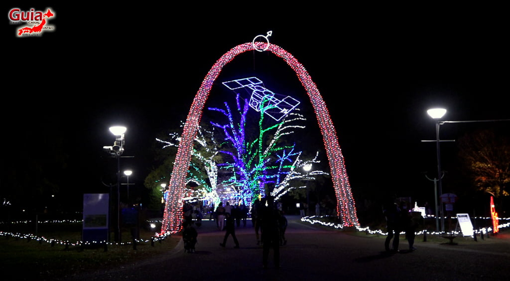 一宮公園138タワー照明8