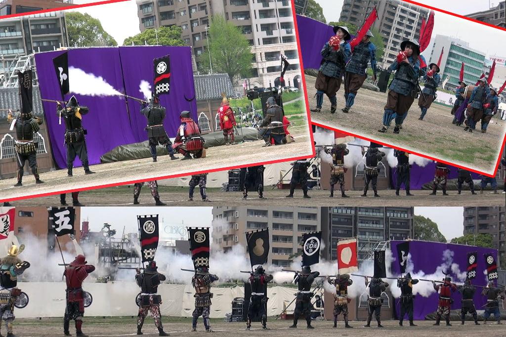 Okazaki Cherry Blossom Festival y Ieyasu Samurai Parade 12