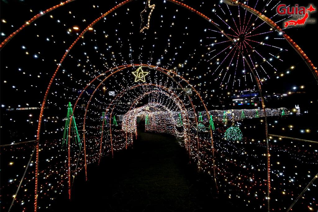 Kariya Highway Oasis - Iluminação de Final de Ano 5