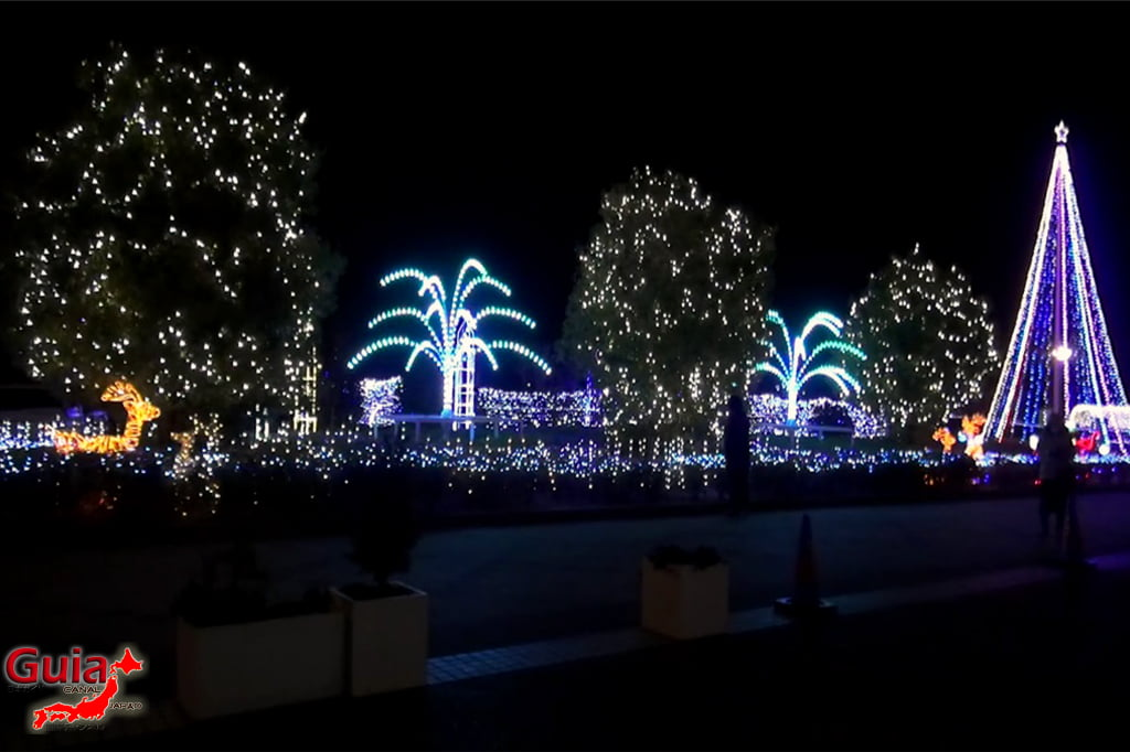 Kariya Highway Oasis - 6 Holiday Lights