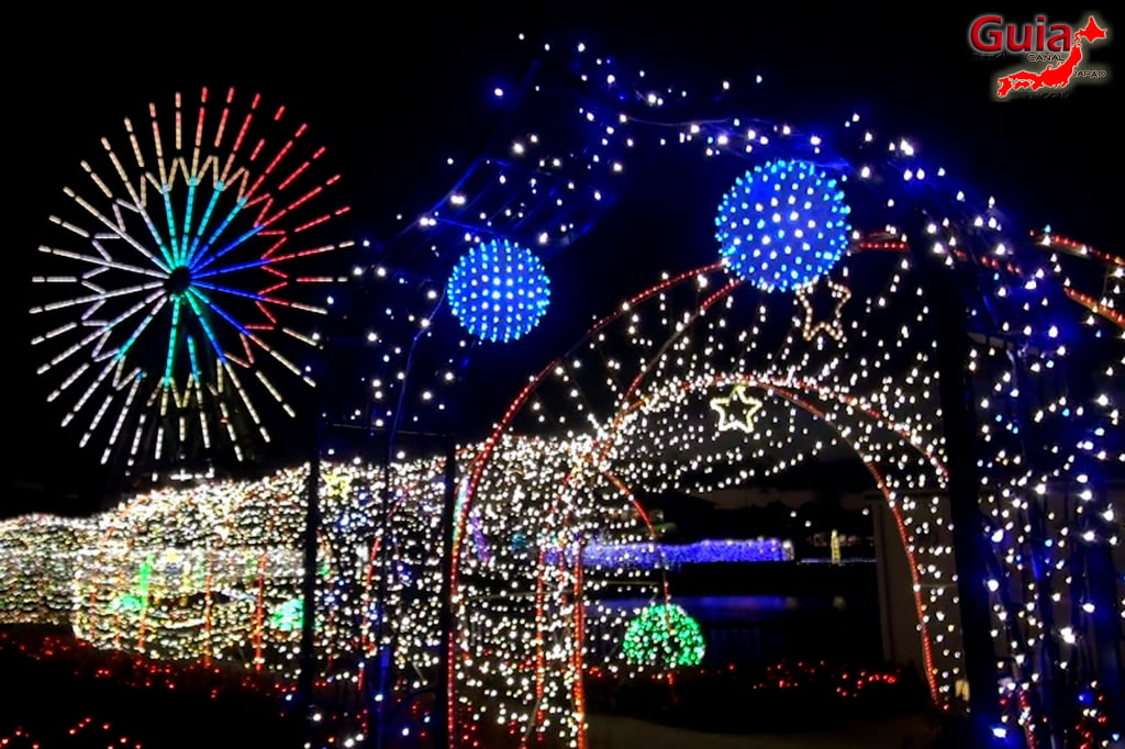 Kariya Highway Oasis - Iluminação de Final de Ano 3