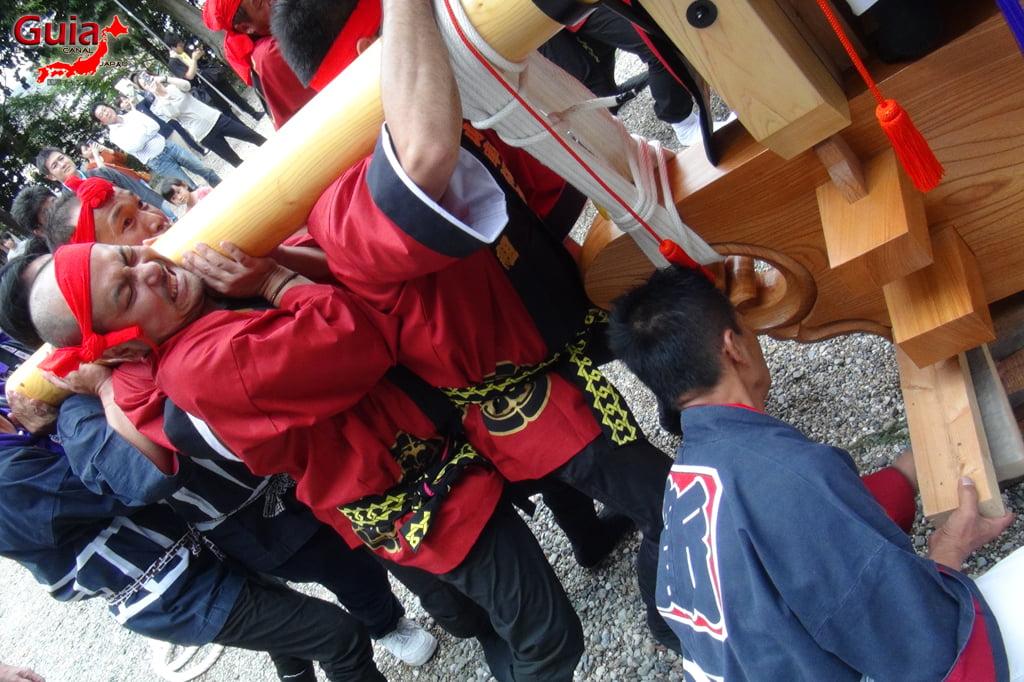 미요시 10 월 축제-Tennojinja Akino Reitaisai 10 Festival