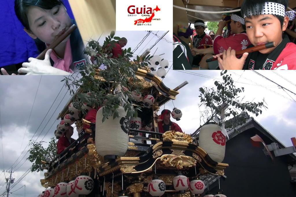 미요시 10 월 축제-Tennojinja Akino Reitaisai 12 Festival
