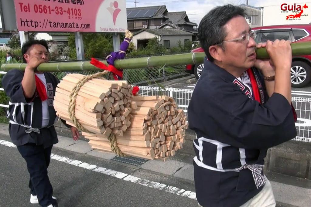 미요시 10 월 축제-Tennojinja Akino Reitaisai 14 Festival