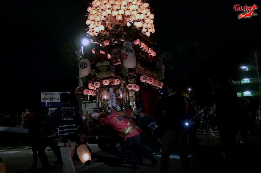 미요시 10 월 축제-Tennojinja Akino Reitaisai 22 Festival