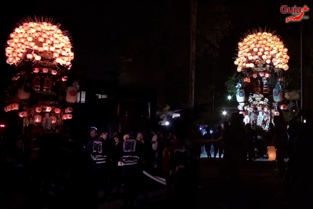 Miyoshi October Festival - Tennojinja Akino Reitaisai 23 Festival