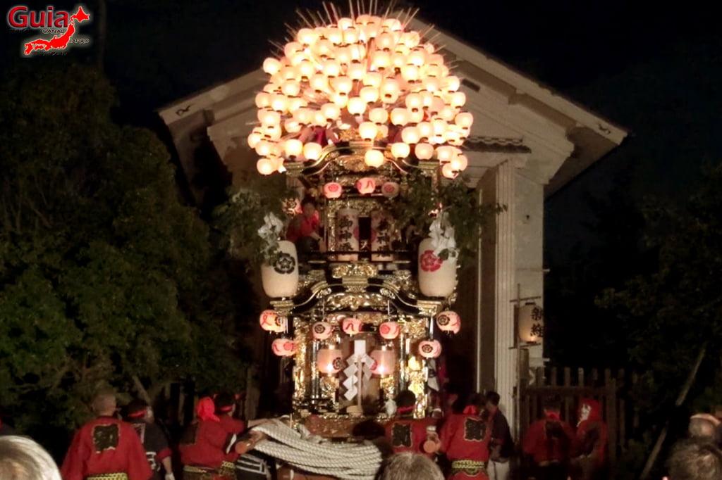 미요시 10 월 축제-Tennojinja Akino Reitaisai 24 Festival