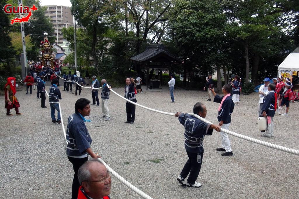 미요시 10 월 축제-Tennojinja Akino Reitaisai 8 Festival