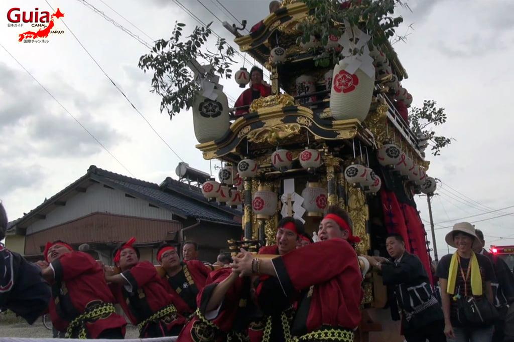 미요시 10 월 축제-Tennojinja Akino Reitaisai 9 Festival