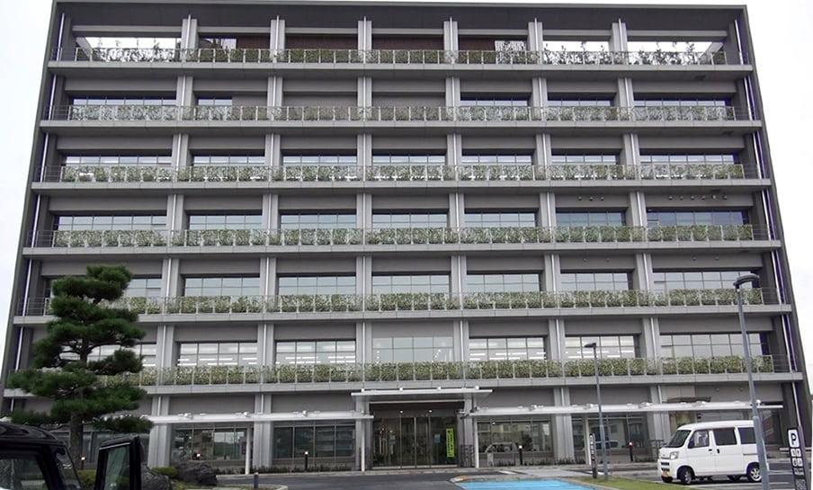 Miyoshi Prefeitura 2