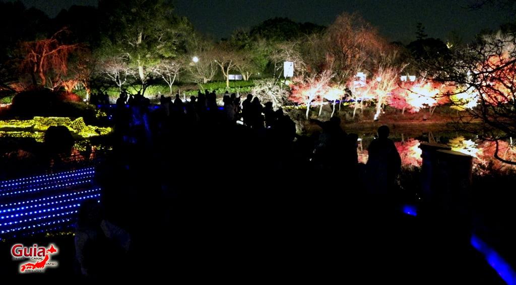 Nabana no Sato Lighting - Iluminación de invierno 24