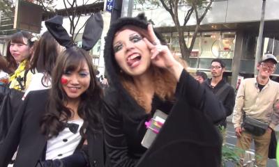 Хэллоуин (ハ ロ ウ ィ ン) или Хэллоуин 2