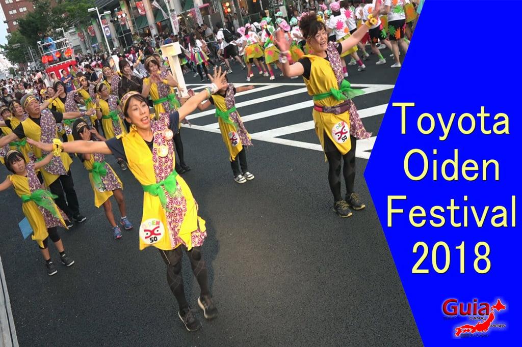 Toyota Oiden Festival e Fogos de Artifício (2020 Cancelado) 1
