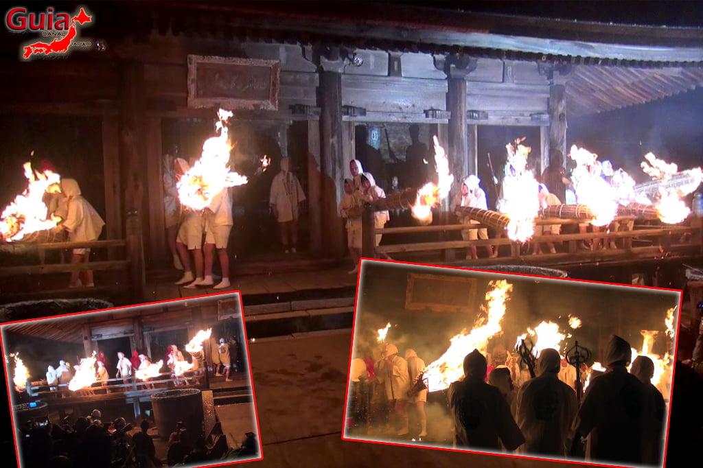 Окадзаки Они Мацури - фестиваль огров и огня 20