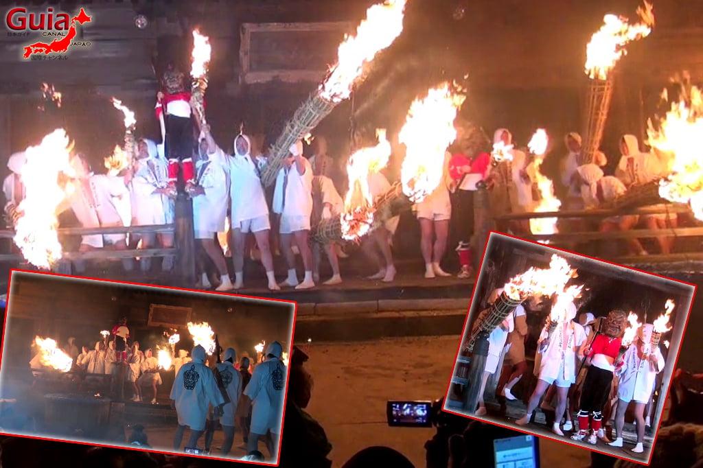 Окадзаки Они Мацури - фестиваль огров и огня 21
