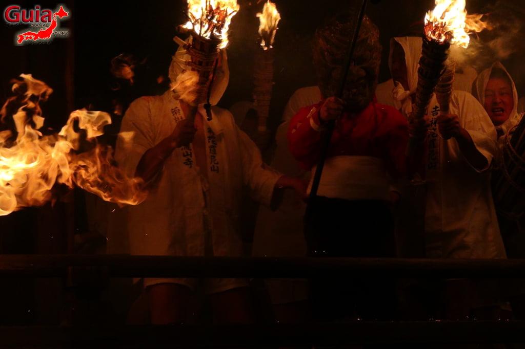 Окадзаки Они Мацури - фестиваль огров и огня 24