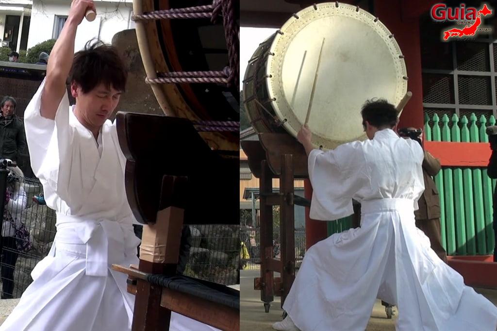 Окадзаки Они Мацури - фестиваль огров и огня 2
