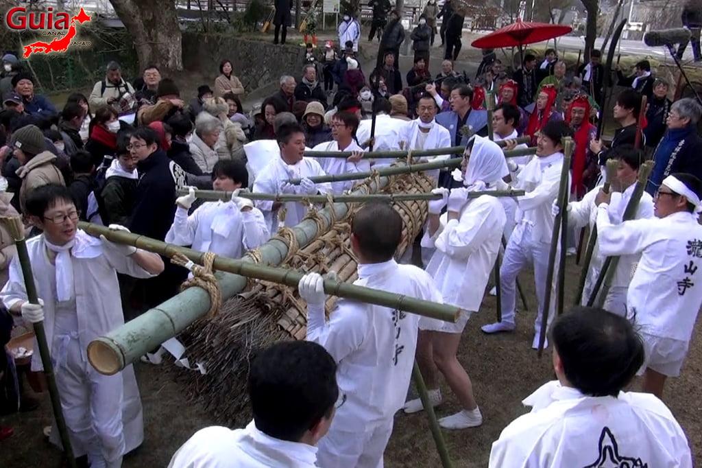 Окадзаки Они Мацури - фестиваль огров и огня 3