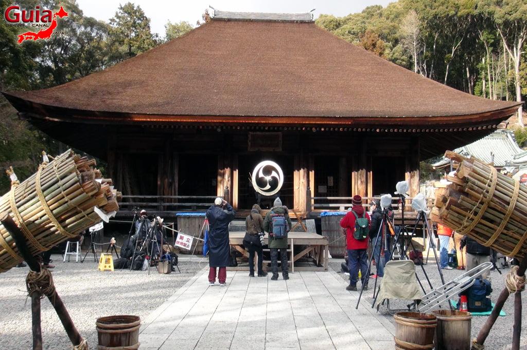 Окадзаки Они Мацури - фестиваль огров и огня 7