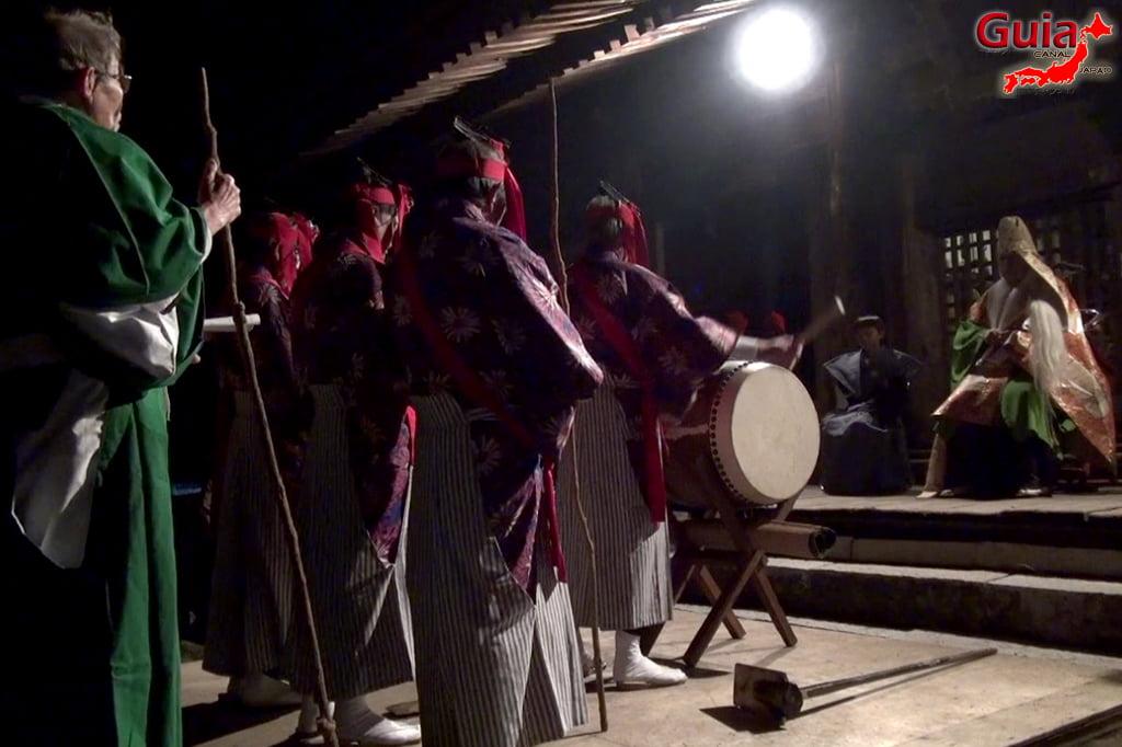 Okazaki Oni Matsuri - Ang 11 Ogre at Fire Festival