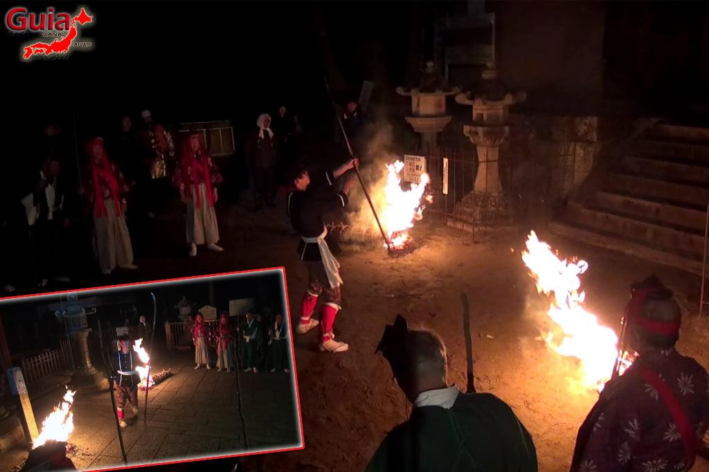 Окадзаки Они Мацури - фестиваль огров и огня 14