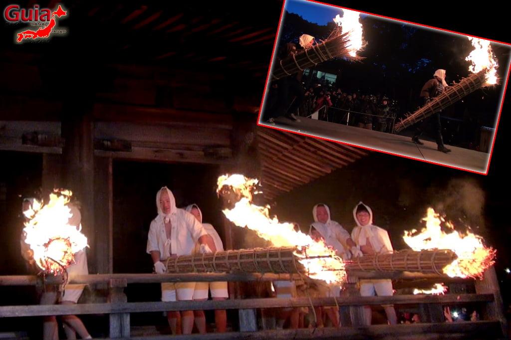 Окадзаки Они Мацури - фестиваль огров и огня 15