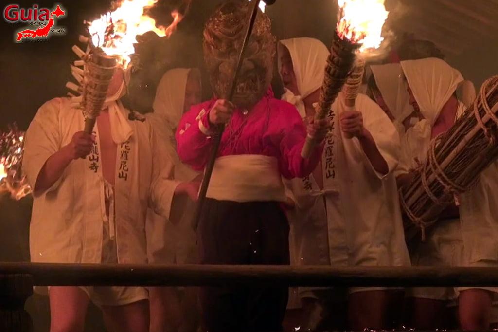 Окадзаки Они Мацури - фестиваль огров и огня 17