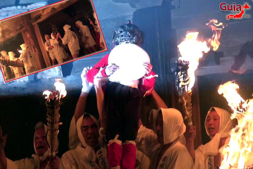 Окадзаки Они Мацури - фестиваль огров и огня 19