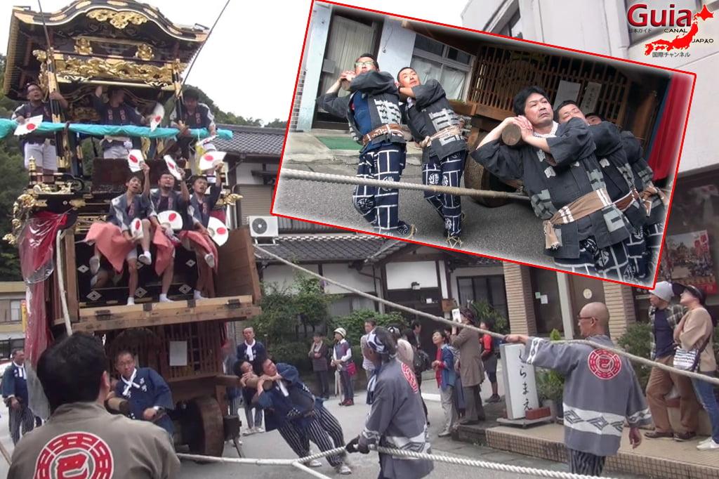 Фестиваль Asuke Aki - Осенний фестиваль Toyota 1